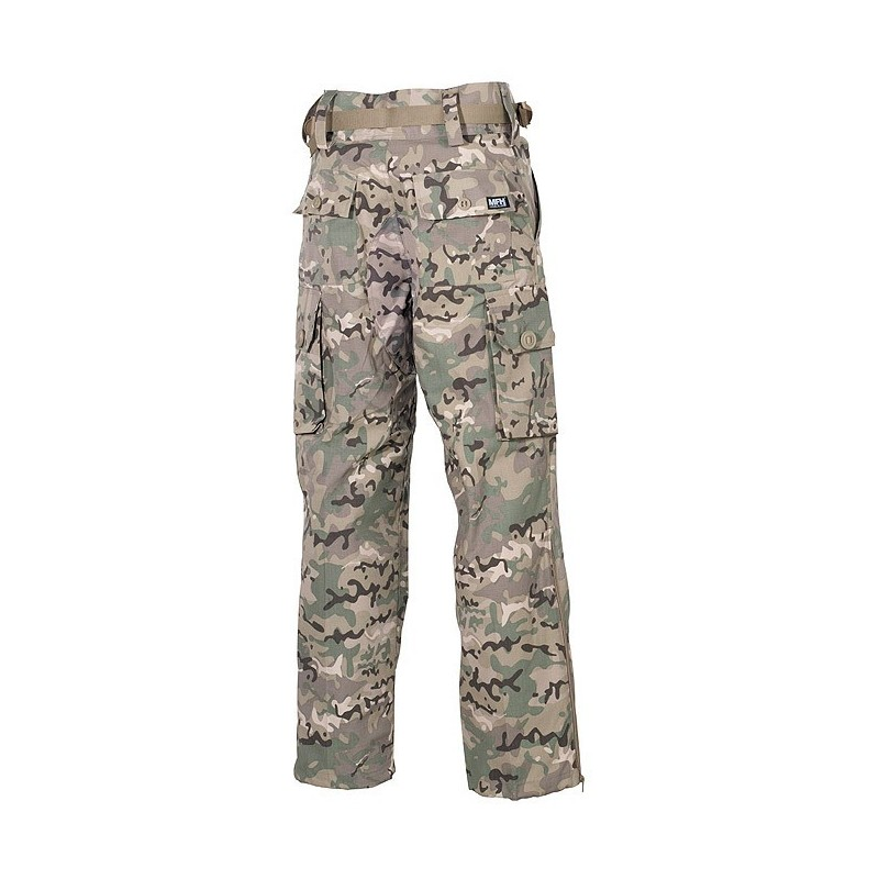 "Commando Pants, ""Smock"", operation camo"