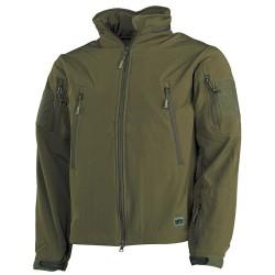 "Soft Shell куртка, О.Д. зеленый, ""Скорпион"""