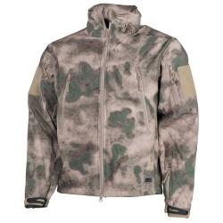 "Soft Shell куртка, HDT camo green, ""Скорпион"""
