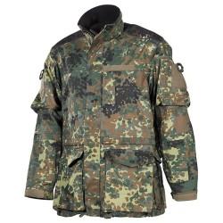 BW Combat Jacket, BW Camo, Ripstop, длинные