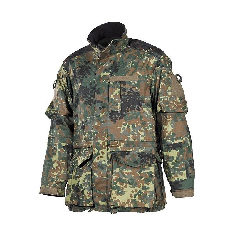 Bundeswehr Combat jope, pikk, BW camo