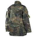 BW Combat Jacket, BW camo, Rip Stop, long
