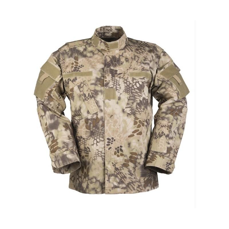 US Field Jacket ACU, Rip Stop, Mandra tan