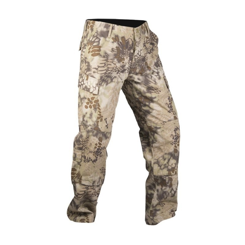 US ACU field pants, Mandra tan