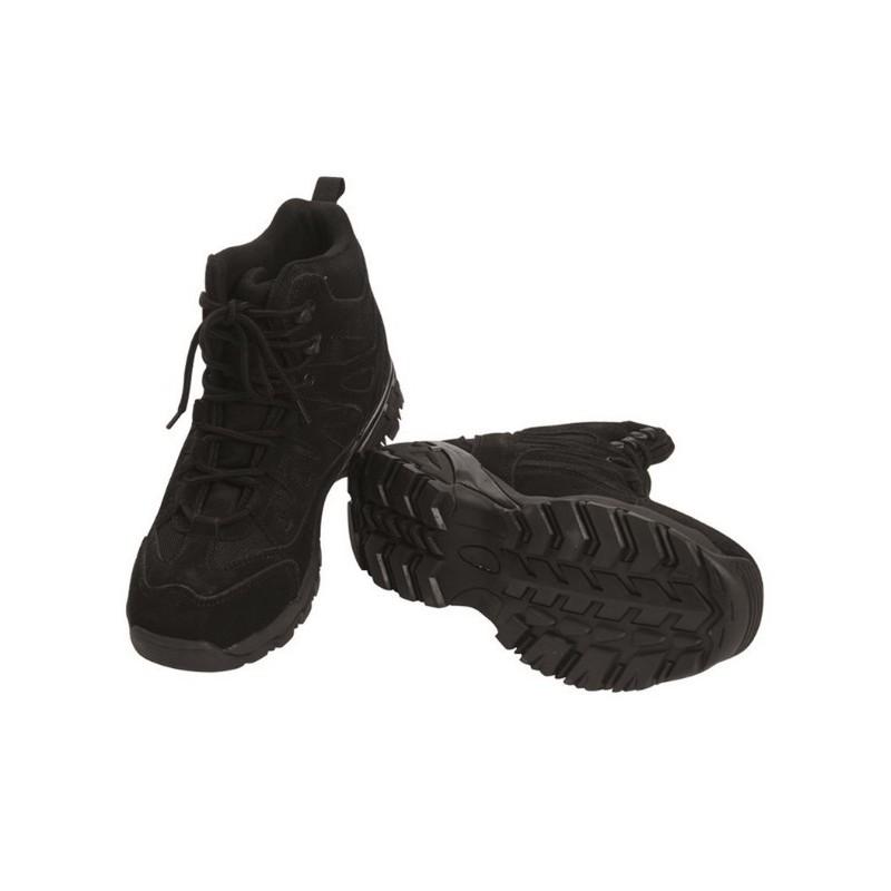 Squad shoes 5 inch, black