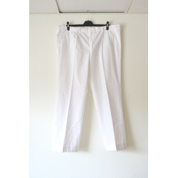 Bundeswehri mereväe püksid, valge