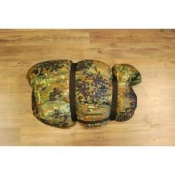 Израильская Пилот спальный мешок, bw camo, 2-слойный