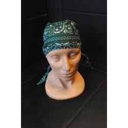 Головной платок, paisley-OD green
