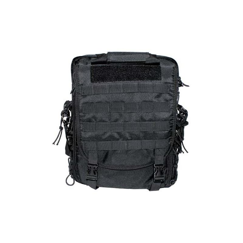 Molle backpack/shoulder bag, black