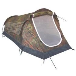 "Tunnel Tent ""Schwarzenberg"", BW camo"