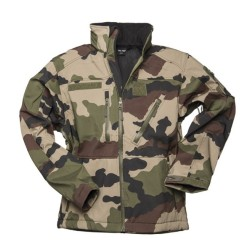 Soft Shell куртка, SCU 14, CCE camo