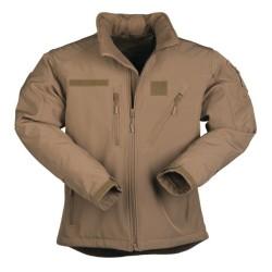 Soft Shell Jacket, SCU 14, dark coyote