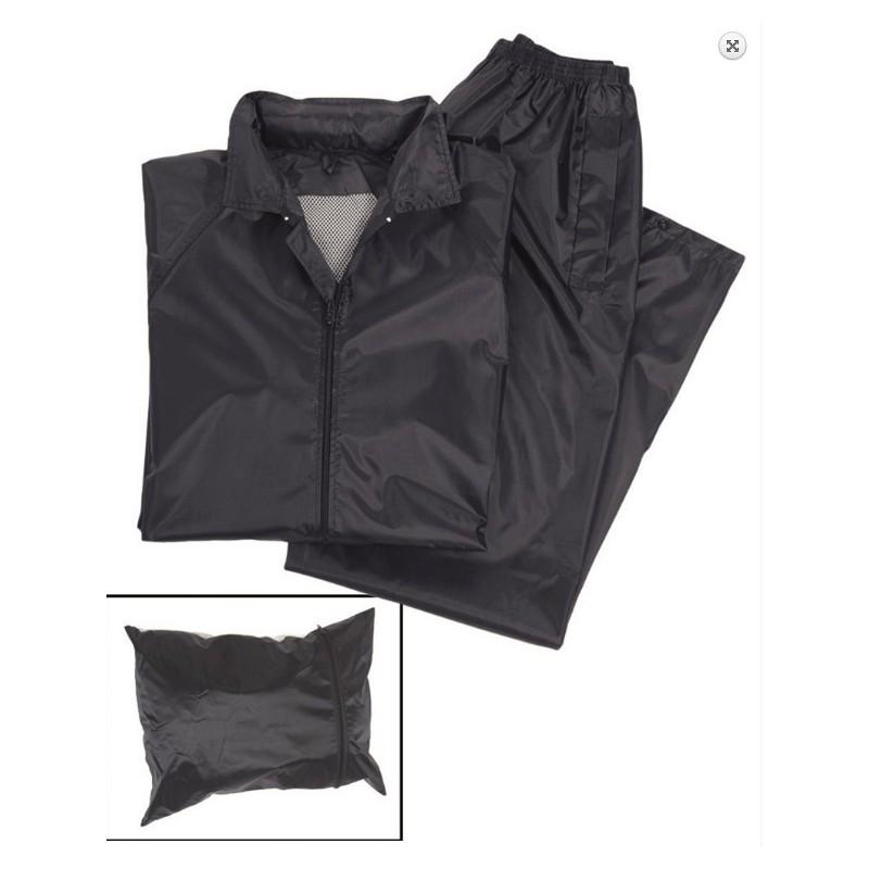 Rain Jacket and pants set, dark blue