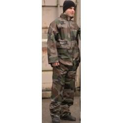 Дождь Куртка и брюки набор, CCE camo