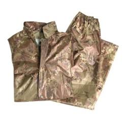 Дождь Куртка и брюки набор, vegetato
