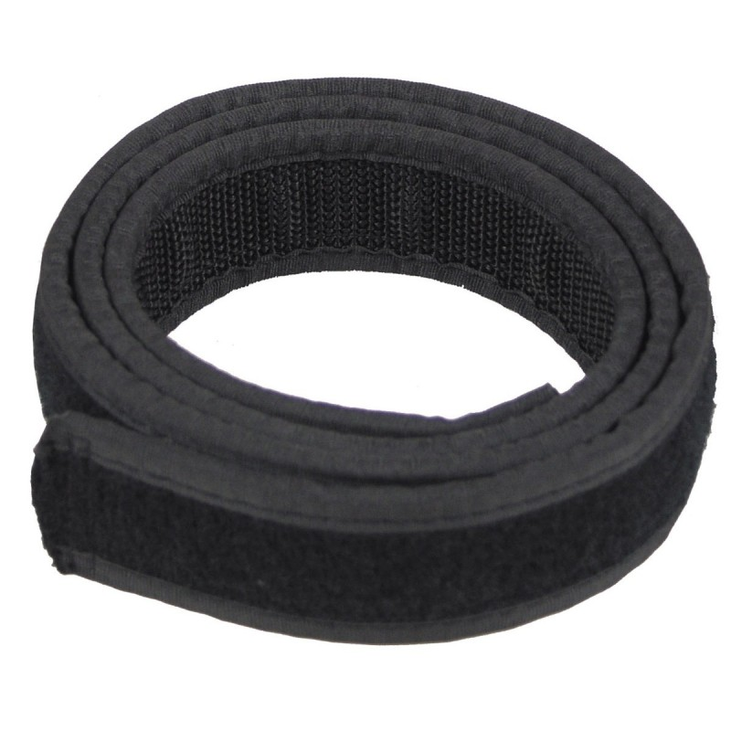 "Inner Belt ""SECURITY"", black, with velcro"