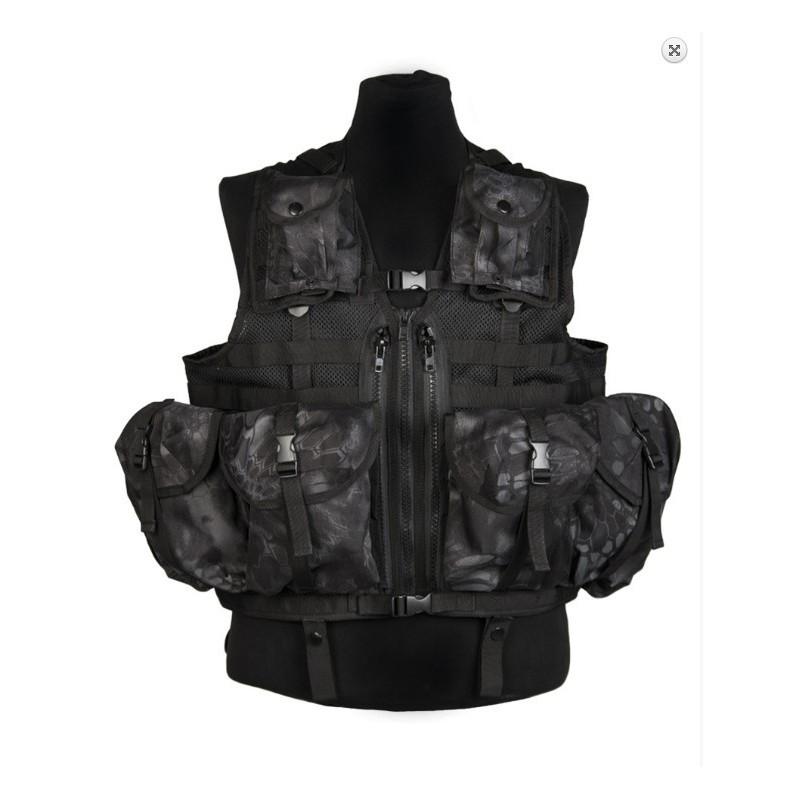 Taktikaline vest modular system (8 taskut), Mandra night