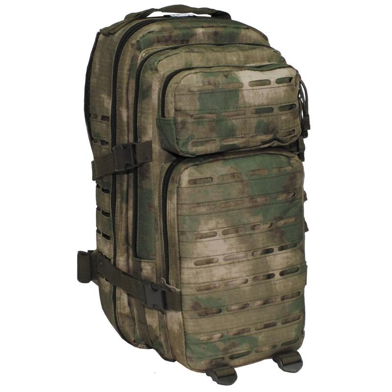 Molle seljakott Assault I Laser 30L - HDT camo green