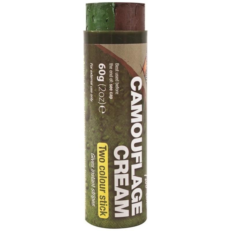 Camo cream 60g BCB, Brown/green