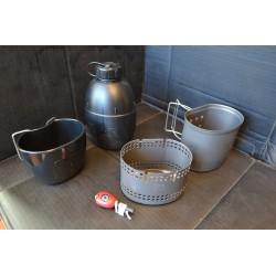 Крестоносец система приготовления пищи MK2, Multicam
