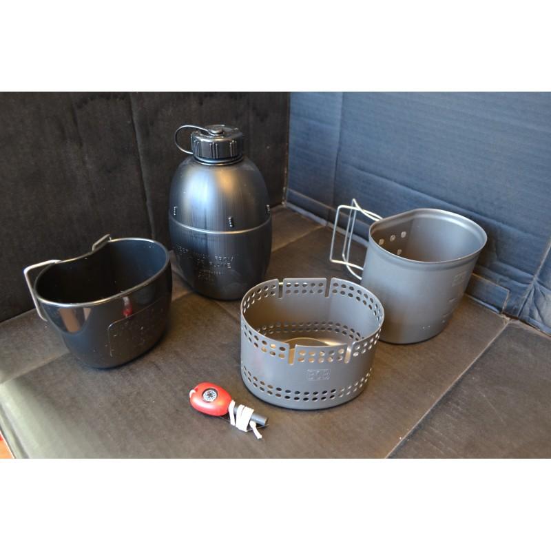 Crusader cooking system MK2, Multicam