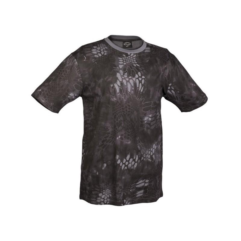 Camo t-shirt, mandra night