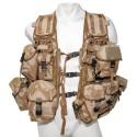 GB Vest, tactical, DPM desert, like new