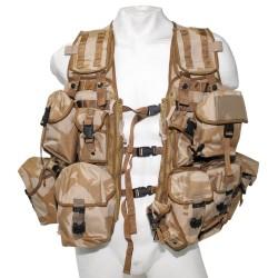 GB Vest, tactical, DPM desert, used