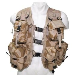 GB Vest, tactical, DPM desert, adjustable