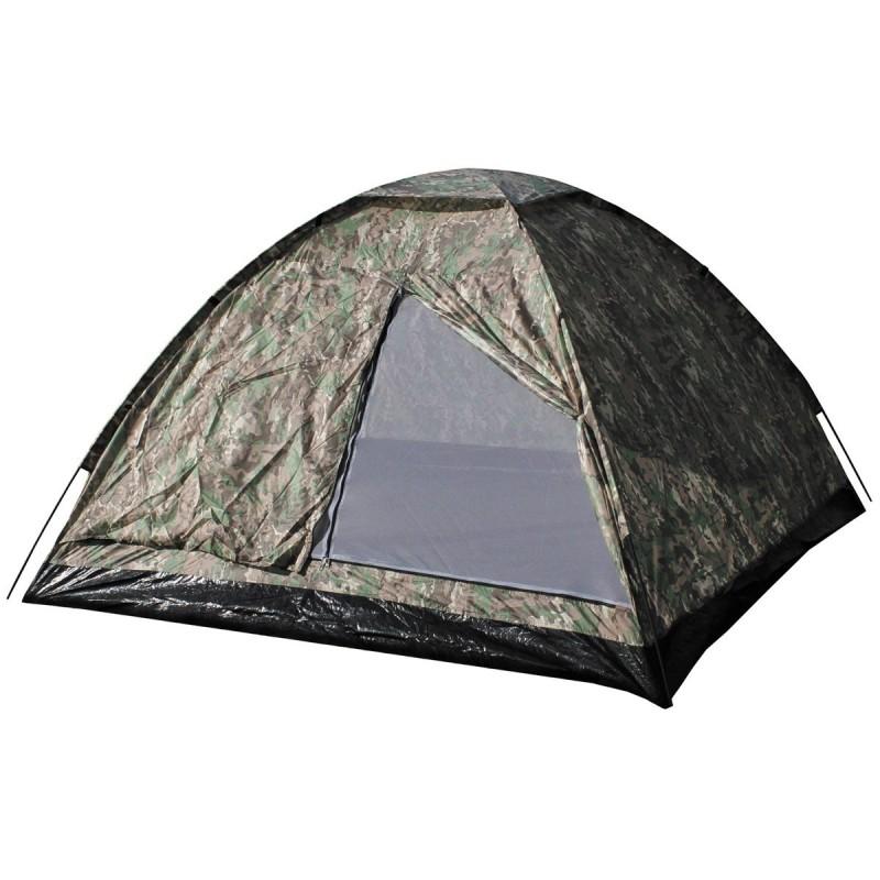 "Tent ""Monodom"", operation camo"