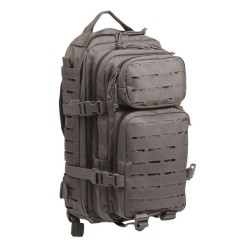 Urban grey backpack US Assault Laser cut small 20L