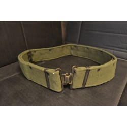 British M58 Combat belt, OD green