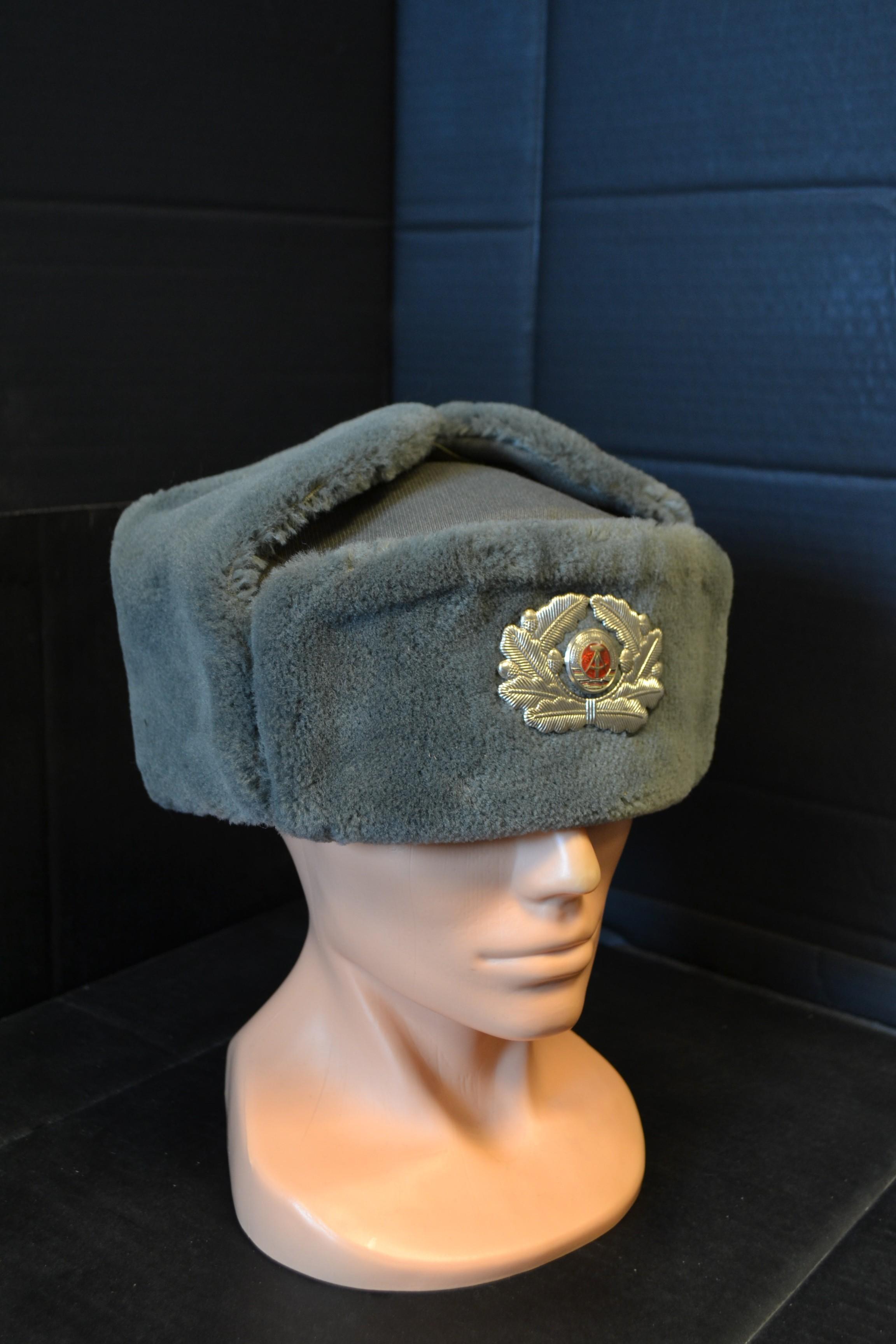 6ed2c484e13 NVA Officer Winter Cap
