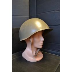 Czechoslovakia Helmet, od green