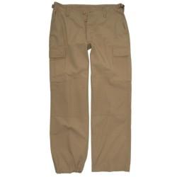 Женщины BDU поле стиль брюки, хаки