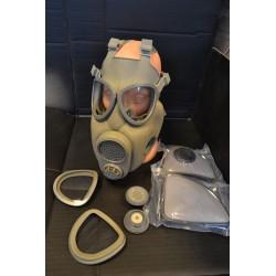 "CZ Gas Mask ""M 10"", серая"