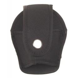 Нейлон Handcuff чехол, открытый верх, черный