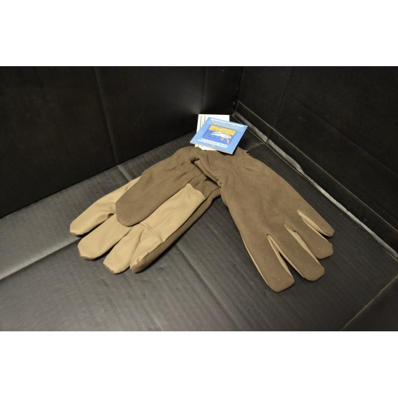 "Fleece Gloves, ""Alpin"", OD green"