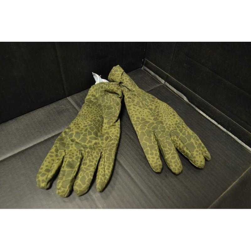 Poland gloves, puma camo, like new