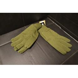 Thinsulate трикотажные перчатки зимы, О.Д. зеленый