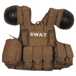 "Vest ""Combat"" Modular, coyote"