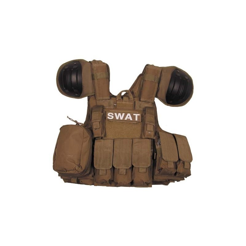 Vest Combat Modular, coyote