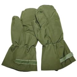 British Arctic MK II mittens, od green