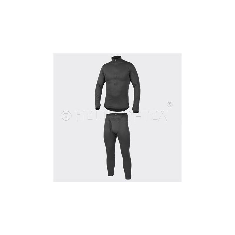 Helikon Underwear (full set) US LVL 2 - Black