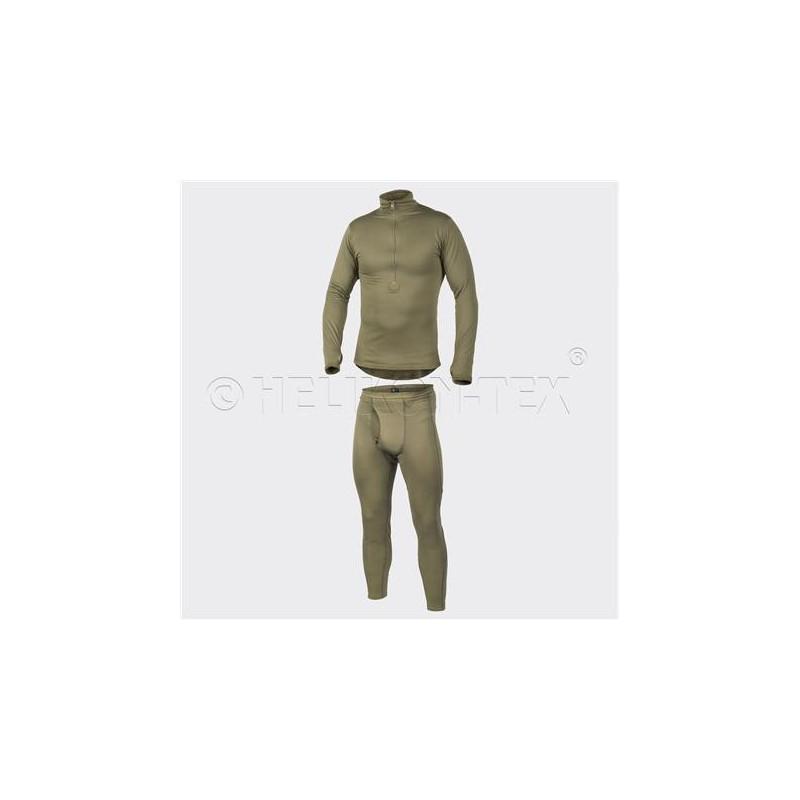 Helikon Underwear (full set) US LVL 2 - Olive green