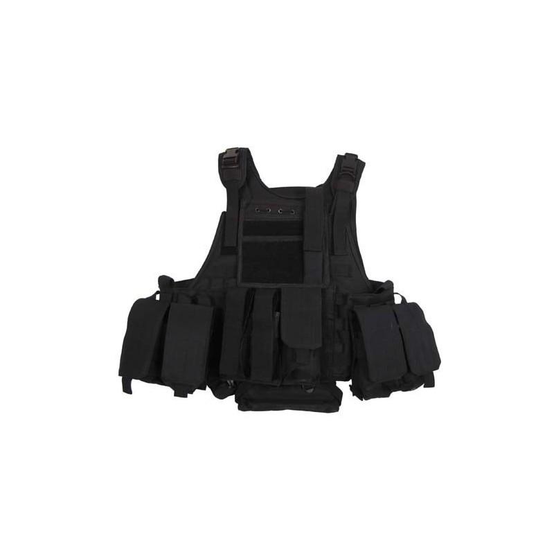 """Vest """"Ranger"""" Modular, black"""