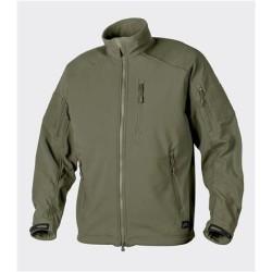 Delta Tactical Softshell Jacket - Shark Skin - Olive Green