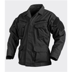SFU NEXT Рубашка - Polycotton Ripstop - черный