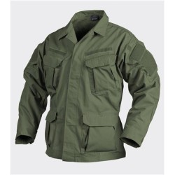 SFU NEXT Рубашка - Polycotton Ripstop - Оливково-зеленый
