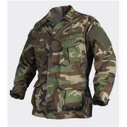 SFU NEXT Рубашка - Polycotton Ripstop - US Woodland